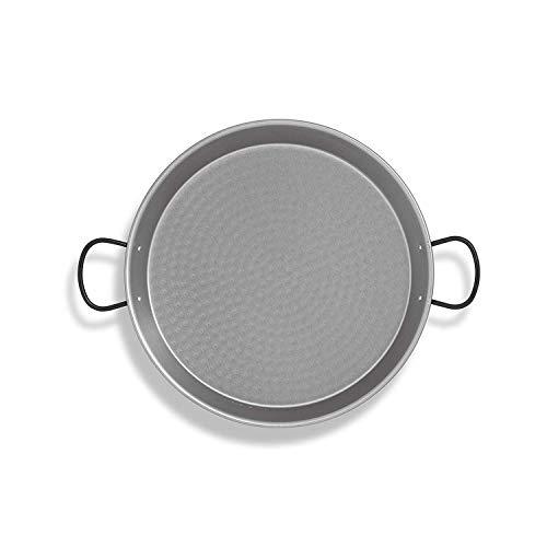 Metaltex 7398420000 Paella-Pfanne, poliert, 65 cm, Stahl