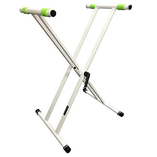 Gravity KSX 2 W - White Double X-Style Keyboard Stand
