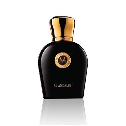 Moresque Black Collection Al-Andalus Eau de Parfum Spray 50 ml