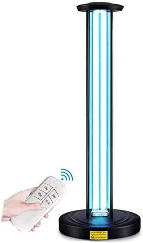38W UV-Lampe Quarzlampe Desinfektionsautomat Sterilisator Licht Haus Luft Sanitizer Reiniger for Auto Haushalt Kühlschrank Kleiderschrank WC Aufenthaltsbereich (mit Ozon oder kein Ozon wählen), Farbe: