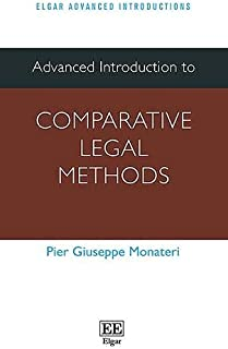 Advanced Introduction to Comparative Legal Methods