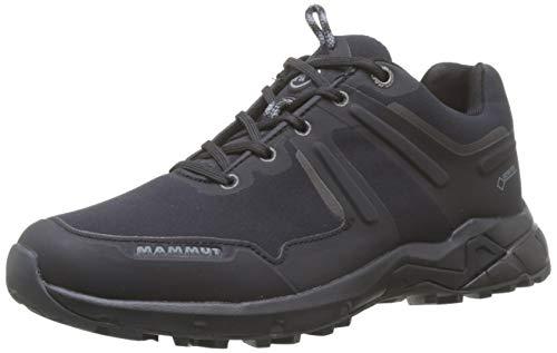 Mammut Damen Trekking- & Wander-Schuh Ultimate Pro Low GTX®, Schwarz (Black), EU 41 1/3