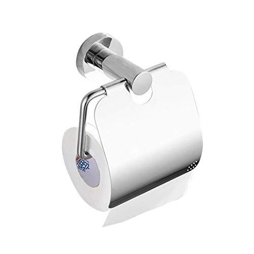 Papier Handdoek Houder, Wandmontage Badkamer Keuken Creatieve Roll Houder, Badkamer Toilet Paper Handdoek Tube Hotel Tissue Box Plank Gratis Ponsen Installatie Toiletpapier Houder fdfs