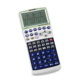 SHARP EL-9900 Scientific Graphing Calculator~Equation Editor