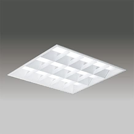 東芝 LEDベースライト TENQOOスクエア LEDバータイプ FHP45形×3灯用器具相当 白色 埋込形 バッフルタイプ 埋込穴□600mm AC100V~242V 専用調光器対応 LEDバー付 LEKR761902W-LD9
