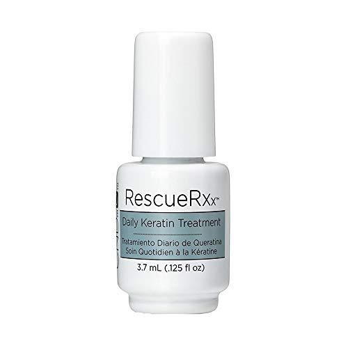CND RescueRXx Huile de traitement intensif de jour à la kératine pour cuticules 3,7 ml, petite taille