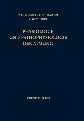 Physiologie und Pathophysiologie der Atmung