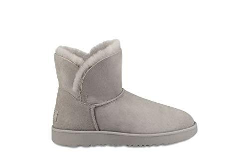 UGG® Classic Cuff Mini Damen Stiefel Grau
