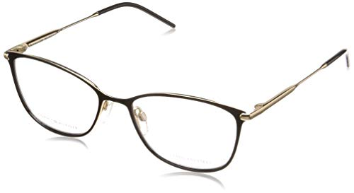 Gafas de Vista Tommy Hilfiger TH 1637 Black Gold 53/17/140 mujer
