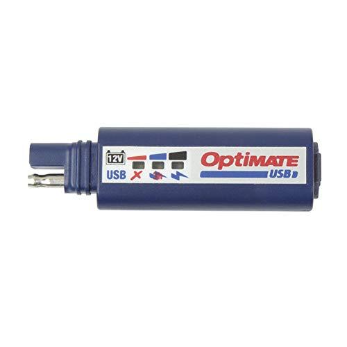 Optimate O100Cargador USB Set de Cables