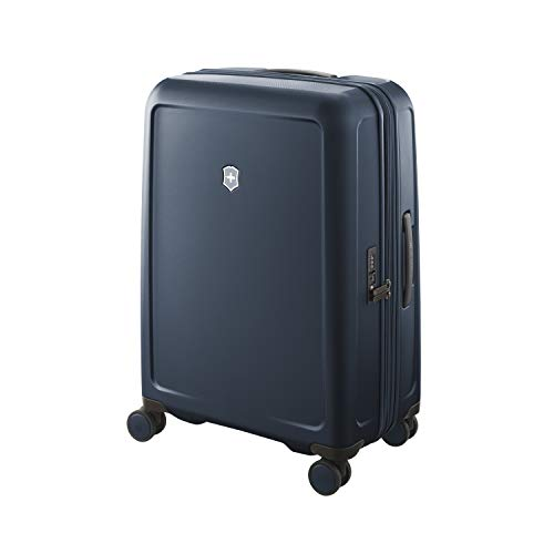 Victorinox Connex Medium Hardside Checked Spinner Luggage (Deep Lake)