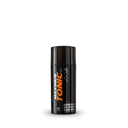 Maximus Tonic x3 - Crescimento Barba - 30 dias - Maximus Mens