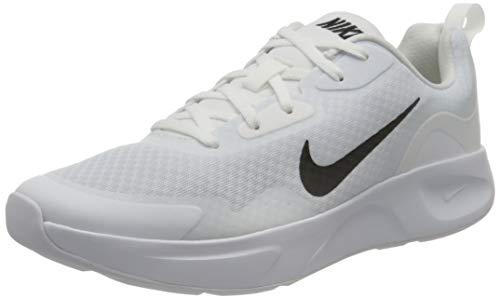 Nike Wmns WEARALLDAY, Zapatillas para Correr Mujer, Blanco y Negro, 35.5 EU