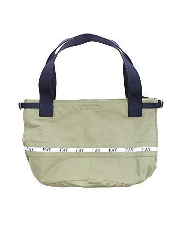 Fay Luxury Fashion Donna N7WF942681SMVRC208 Verde Altri Materiali...