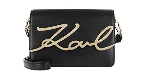 Karl LAGERFELD Tasche k/signature Umhängetasche 201W3100 black