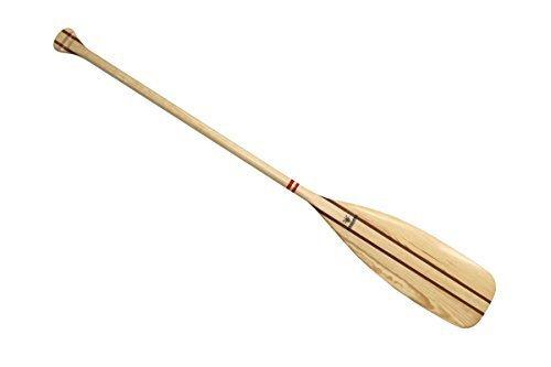 polport en bois canoë pagaie pin acajou 120cm 1200mm 47inch navigation à voile CANADIEN canoë