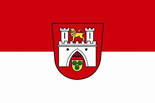 U24 Fahne Flagge Hannover 90 x 150 cm