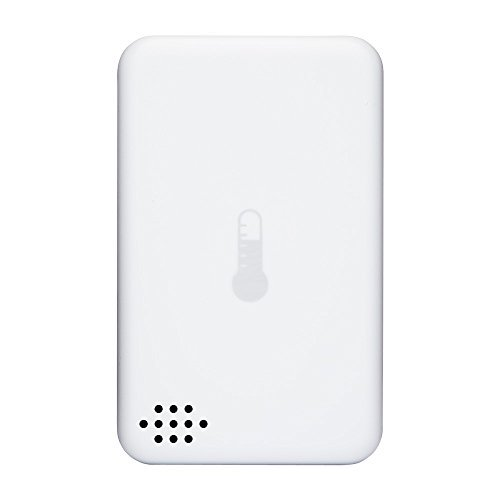 Centralite Temperature and Humidity Sensor (Works with SmartThings, Wink, Vera, and ZigBee platforms)