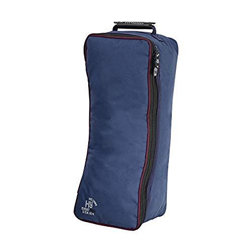 Hy Event Pro Serie Zaumzeug Tasche (Einheitsgröße) (Marineblau/Burgunder)