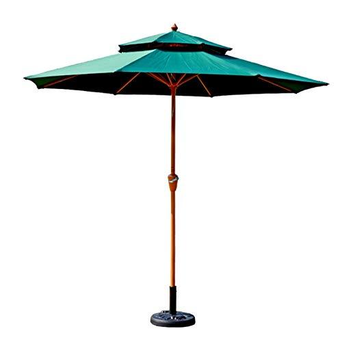 SQL Parasoles al Aire Libre, sombrillas de Playa, Sombrillas de protección, Paraguas Plegables de Patio, Paraguas publicitarias