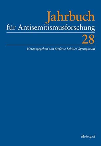 Jahrbuch für Antisemitismusforschung 28 (2019)
