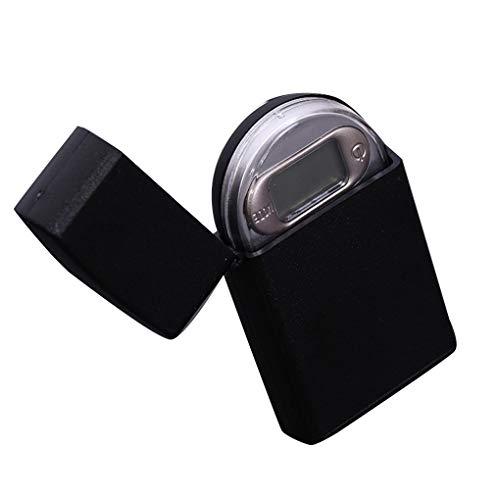 Floridivy 200g/0.01g Mini Pocket Aansteker Stijl LCD Digitale Sieraden Schaal Munt Goud Gewichten Balans