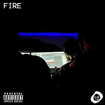 Fire (feat. Chordy & H00KS1E)