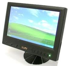 car monitor with hdmi dvis LILLIPUT 8