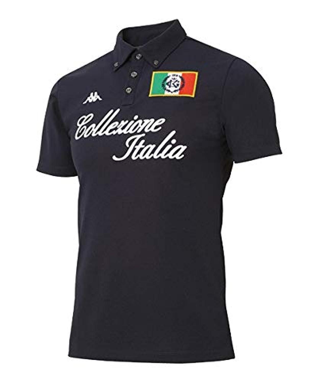 [カッパゴルフ] MENS KC812SS29 半袖ボタンダウンシャツ