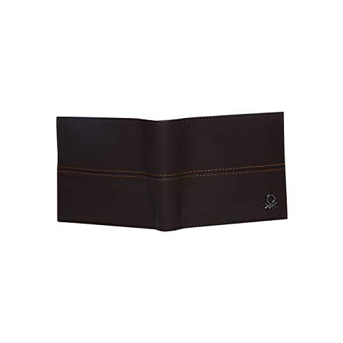 United Colors of Benetton Brown Men's Wallet (0IP6JBC3WA12I)