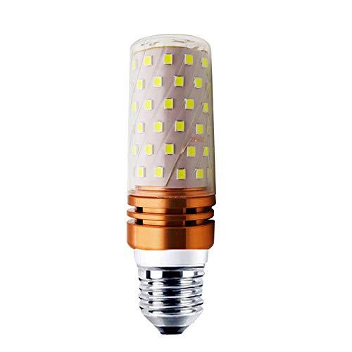 LED Mais Glühbirnen E27 16W Entspricht 150W Glühbirnen Nicht dimmbar 6000K Kaltweiß Licht 1500 lm Kleine Edison-Schraube Kerze Leuchtmittel (1er-Pack)