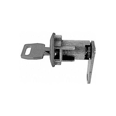 Door Lock Cylinder compatible with Galaxie 500 62-74 Granada 75-80 Door Lock Cylinder Complete Kit Chrome