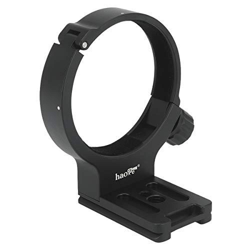 Haoge LMR-C100 - Soporte para trípode para Objetivo Canon EF 100 mm...