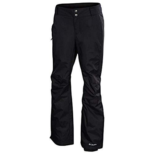 Columbia Womens Arctic Air Omni-Tech Ski Snowboard Pants-Black (SMALL)