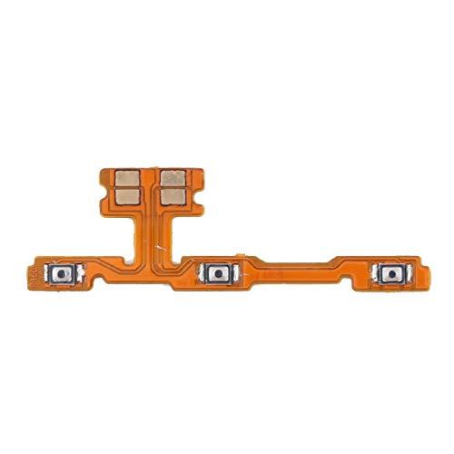 Zhouzl Cable Flexible del teléfono móvil Botón de Encendido y botón de Volumen Cable Flex for Huawei P Smart/Enjoy 7S Cable Flexible de Huawei