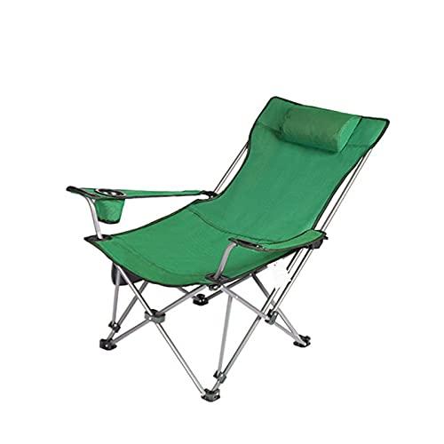WANLN Silla De Camping Plegable con Portavasos para Camping, Jardín, Festivales, Pesca, Viajes En Caravana Y Barbacoa