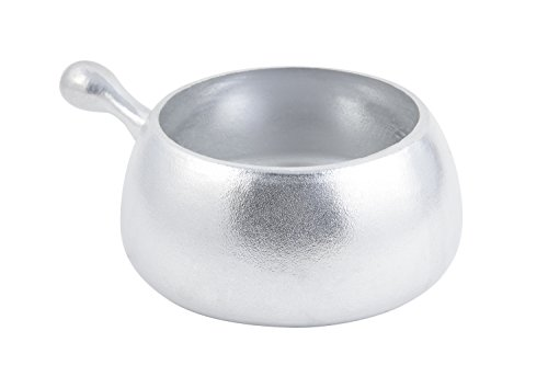 "Bon Chef 5050 Stainless Steel Induction Fondue Pot, 2-1/8 Quart Capacity, 6"" Diameter x 4"" Height"