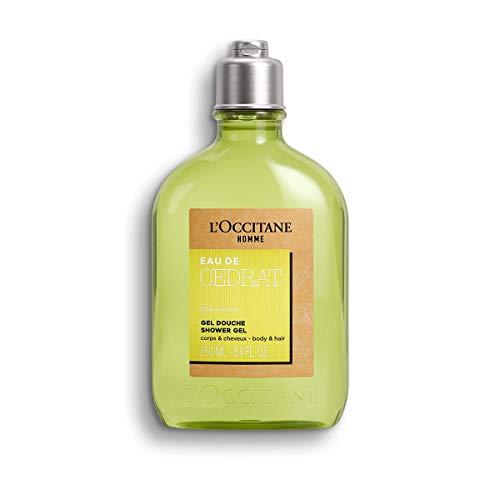 L'Occitane Cedrat Duschgel, 250 ml
