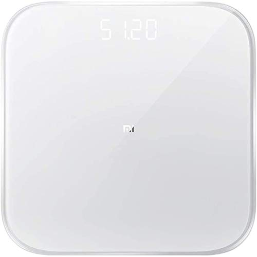 Xiaomi Mi Smart Scale 2 Personenwaage mit iOS/Android Appanbindung, NUN4056GL, Weiß