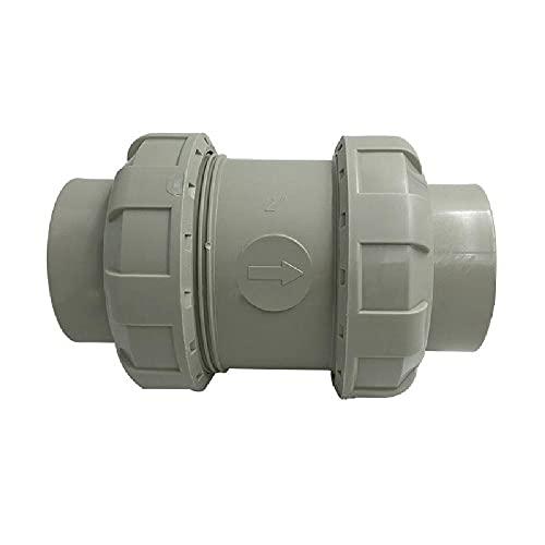 Válvula de protección contra fugas en línea de bloque de agua gris válvula de protección de fugas Lavadora lavavajillas