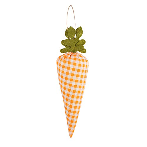 Janly Clearance Sale Details about Easter Non-woven Carrot Pendant Flag Wall Decoration Banner Part , Decoration & Hangs forHome & Garden , Easter St Patrick's Day Deal (Orange)