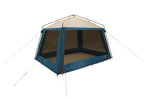 Eureka! NoBugZone Covered Camping Screenhouse for Bug, Sun and Rain Protection