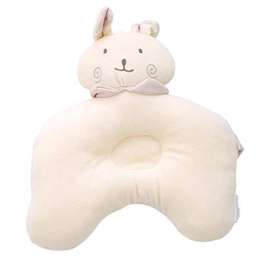 Lindo algodón de dibujos animados almohadas para el cuello del bebé almohada de espuma...