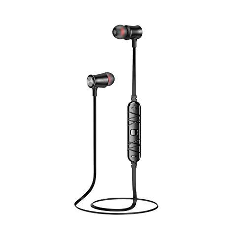 Red Lemon B240 Bluetooth Headphones Wireless in-Ear Earphones for Mobile Black