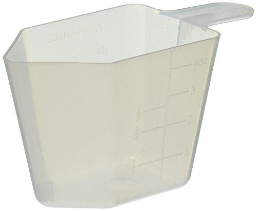 Bonide 912018 037321000 1 0 4-Ounce Measuring Cup, White, 4 oz