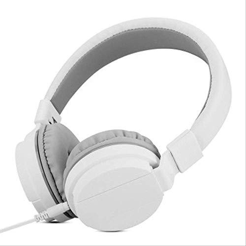 Moda Cute Earphones auriculares auriculares Candy Color Niños Auriculares plegables con micrófonoEV90...