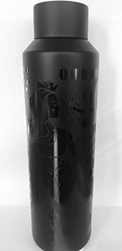 Starbucks Sirene Trinkflasche 2019 schwarz vakuumisoliert 568 ml