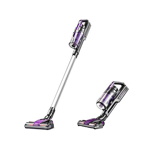 Buy Discount JJSFT 3-in-1 Lightweight Upright and Handheld Vacuum 100W | 22.2V | 8Kpa| LED Lights fo...