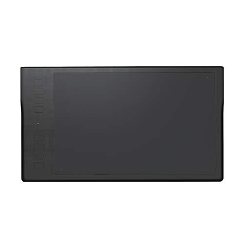 HUION ペンタブ Q11K 11*6.875イン 8個のショートカットキー ワイヤレス接続可能 8192レベル筆圧感知 233PPSレポート率 専用ペンPF150付き ペンタブレット