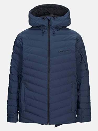 Peak Performance Jacke Frost L blau